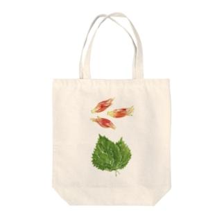 myoga_to_shiso Tote bags