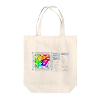 感情グラフ2016/07/28最新版2 Tote bags