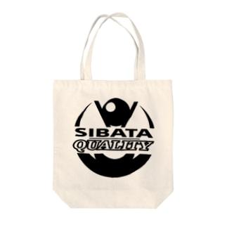 SIBATA QUALITY Tote bags