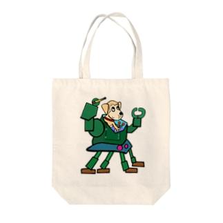 まるちゃんのあいてむ モビルスーツ Tote bags