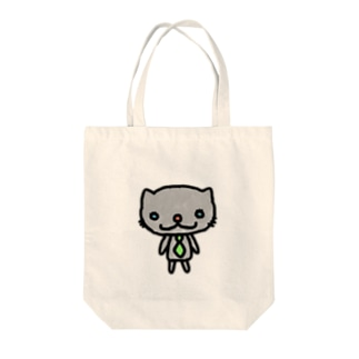 キハルくん Tote bags