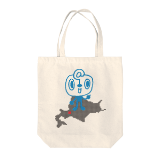 Paruwoの道産子くん Tote bags