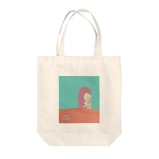 door Tote bags
