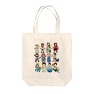 12★星座 Tote bags