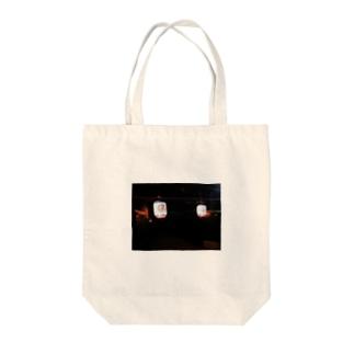 秋祭り Tote bags