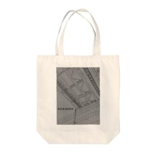 HASHINOURA Tote bags