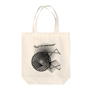 synthesiser Tote bags