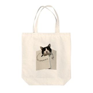 THANKS for CAT! Tote bags