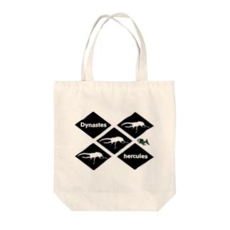 【tropics RA】完全オリジナル!ヘラクレスオオカブトグッズ! Tote bags