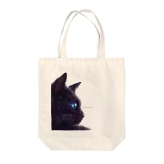 sorairoねこ(joyfull) Tote bags