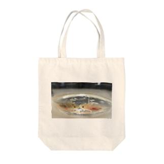 ウーパールーパーCHU Tote bags