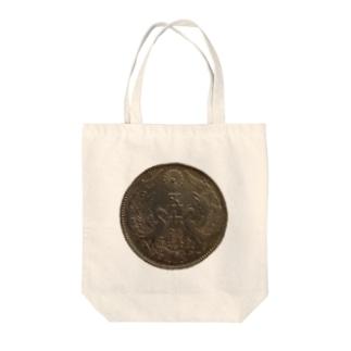 おじいちゃん家によくあるやつ Tote bags