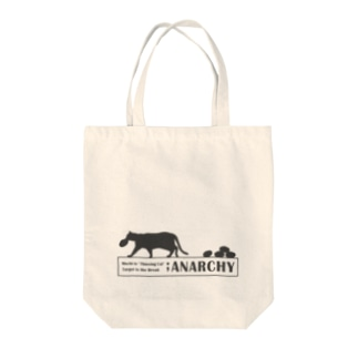 #​0​1​ ​パ​ン​泥​棒​猫​「​A​N​A​R​C​H​Y​~​無​秩​序​~​」 Tote bags