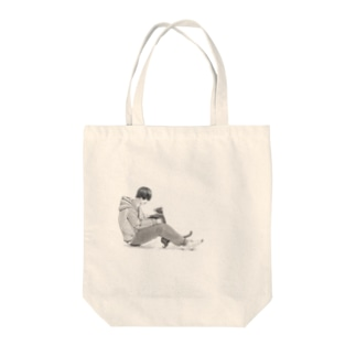 四月のおわり Tote bags