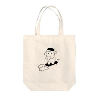 犬とすい〜 Tote bags
