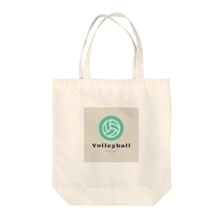 volleyball Tote bags