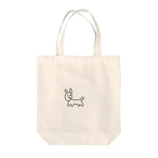 動物っぽいどうぶつ Tote bags