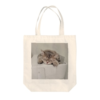 空気清浄機の妖精 Tote bags