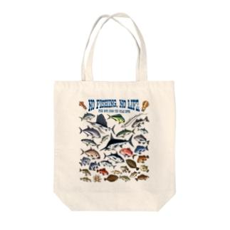 Saltwater fish_3C Tote Bag
