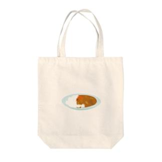 華麗なるカレー Tote bags