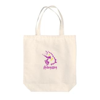 紫電一閃1stコレクション Tote bags