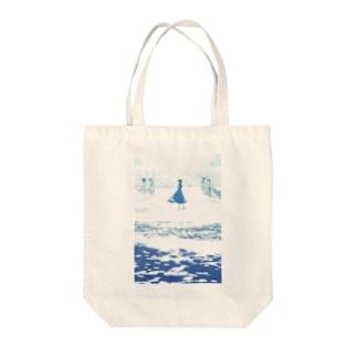 風の回廊 Tote bags