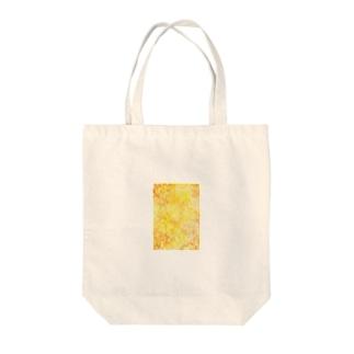 金びょうぶ風 Tote bags