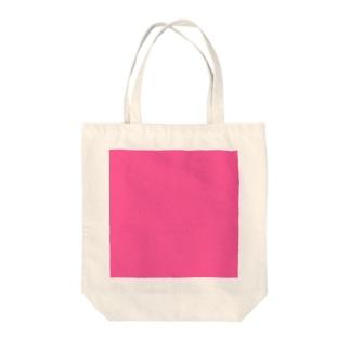 レッドタイル Tote bags