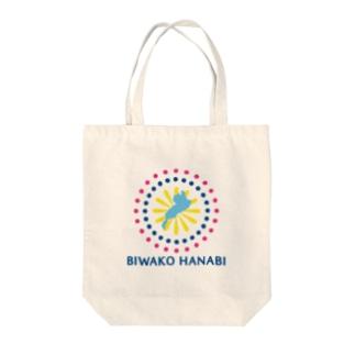BIWAKO HANABI Tote bags
