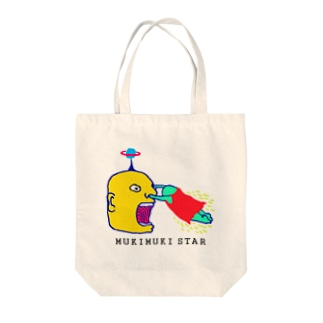いんりょく!!!(むきむき星より) Tote bags