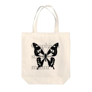 Graphium stresemanni Tote bags