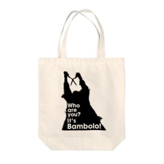 It's Bambolo!(バンボロ) Tote bags