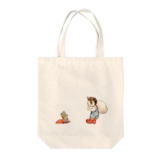 長ぐつをはいたネコ Tote bags