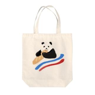 francepanda Tote bags