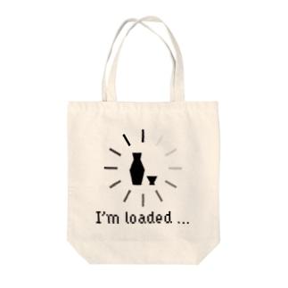 おもしろ英語表現(loaded) Tote bags