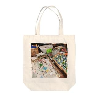 ニューヨーク雑貨屋さん Tote bags