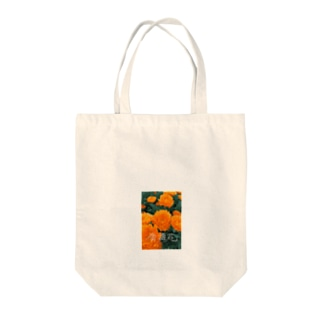 金盞花(キンセンカ) Tote bags