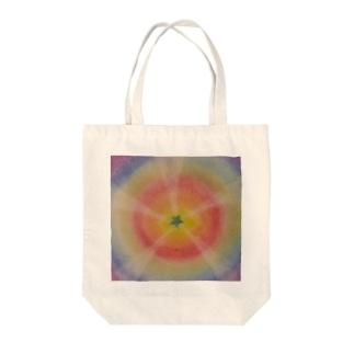 星の輝き✨ Tote bags