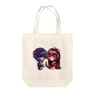 それは愛か、執着か Tote bags