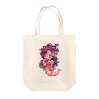 マドンナちゃん Tote bags