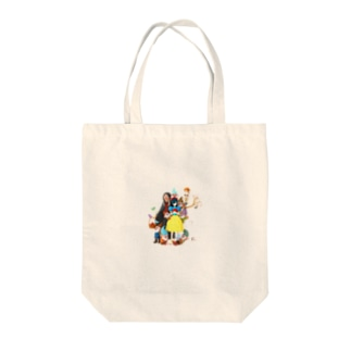 JammsworksのSnow White Tote bags