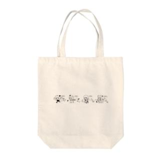 紅魔館キャラ Tote bags