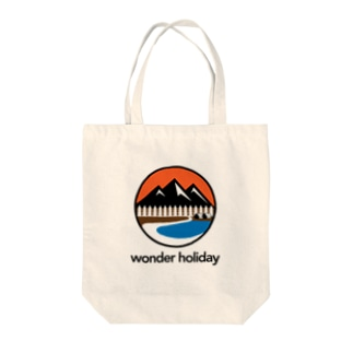 wonder holiday Tote bags