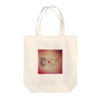 miss Heart Tote bags