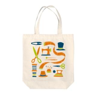 ソーイング・帽子屋 Tote bags