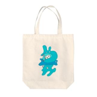 食べられる Tote bags