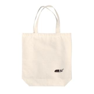 かわいいごきぶり Tote bags