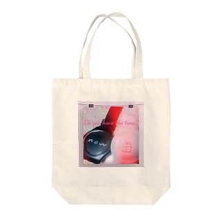 あるのは今だけ⌚✨ Tote bags