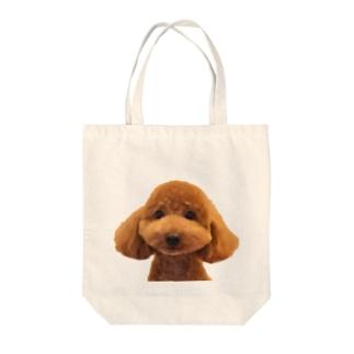 福を運ぶトートバッグ Tote bags