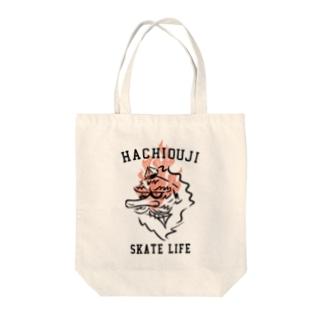 Represent Hachiouji Tote bags
